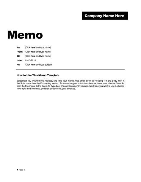 professional memorandum template template service agreement blank
