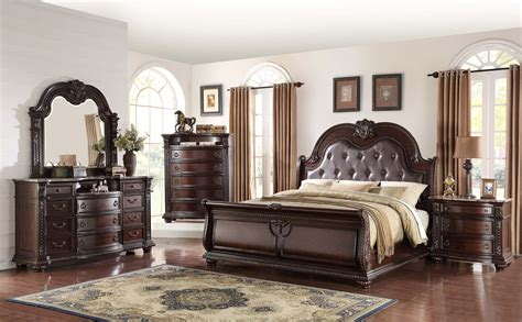 bedrooms furniture sets crown stanley bedroom set my furniture place