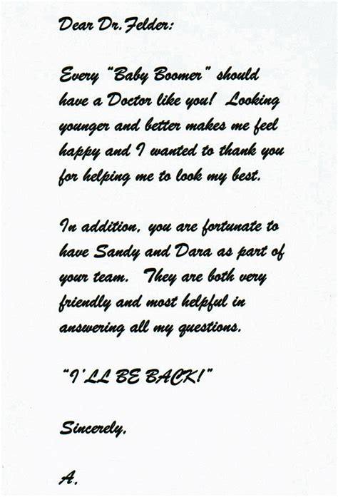 thank you letter to doctor baby thank you letter for a doctor ideas cover letter for