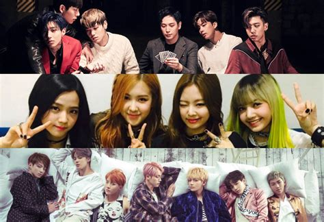 Blackpink Dan Bts | b a p blackpink and bts top billboard s world album