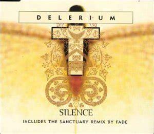 paul oakenfold silence silence delerium song wikipedia
