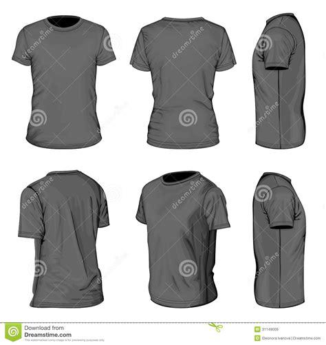 Kaos Fitness Plan s black sleeve t shirt design templates royalty
