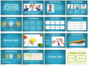 pitch deck powerpoint template universal pitch deck eight powerpoint template on behance