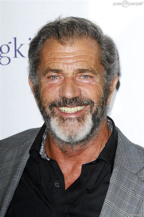 Mel Gibson Tells To by Mel Gibson Is Back Again
