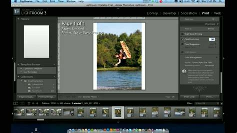 lightroom tutorials on youtube printing from adobe lightroom tutorial youtube