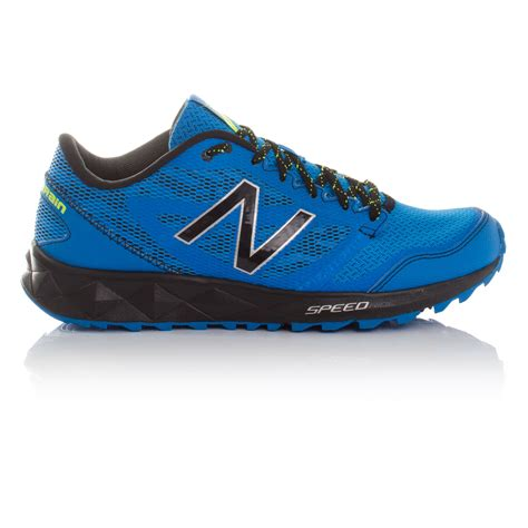 sport shoes new balance new balance mt590v2 mens blue trail running sports shoes