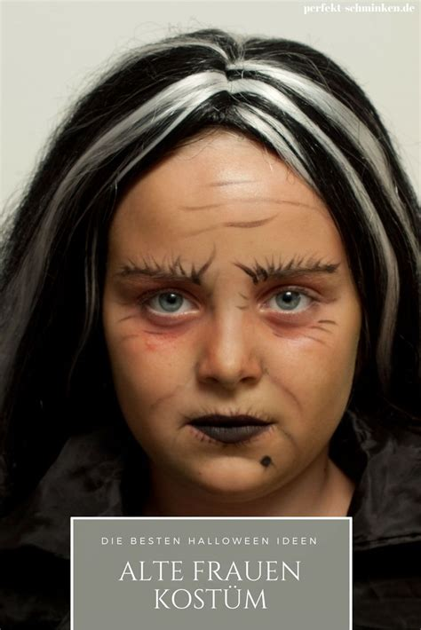 besten perfekt schminken halloween bilder auf pinterest