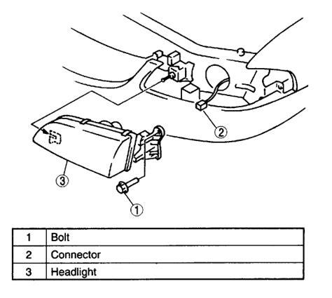 wiring diagram 2001 mazda tribute headlights 2001 mazda