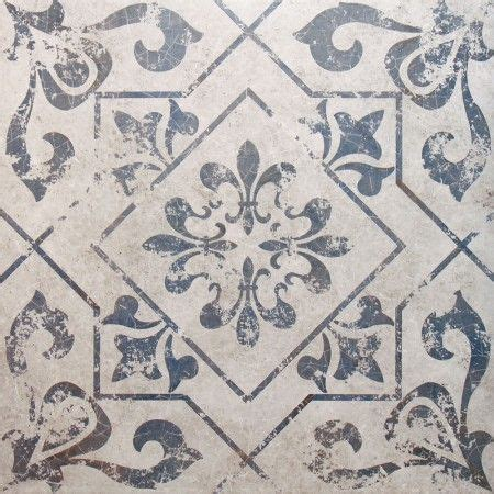 Antique Floor Tiles Uk antique vintage blue floor tiles harran tiles 450x450x9 5mm tiles