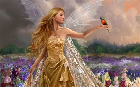 fairies and fantasy by fantasy art fairy