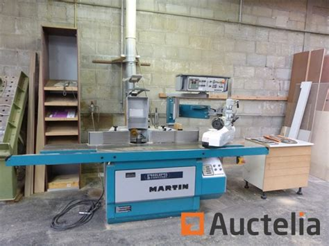 used martin woodworking machinery martin t 26 cnc tilting spindle shaper