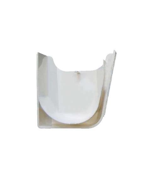 Accessoire Lave Vaisselle 2548 by Fond Gouttiere Droit Blanc