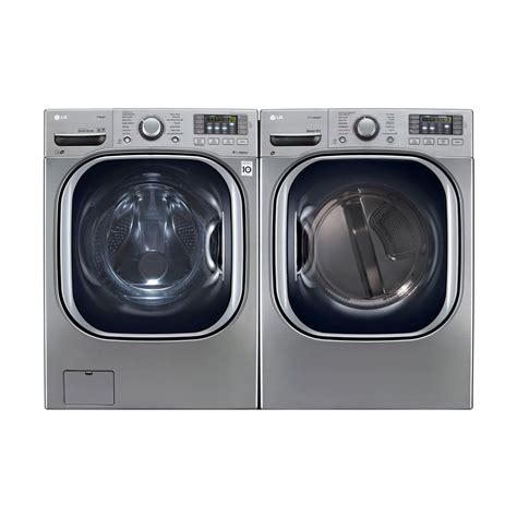 Lowe S Home Design Tool lg appliances wm4270hva dlex4270v washer and dryer set