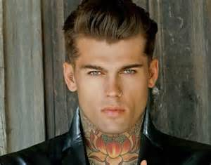 stephen james the new breed of male models men style