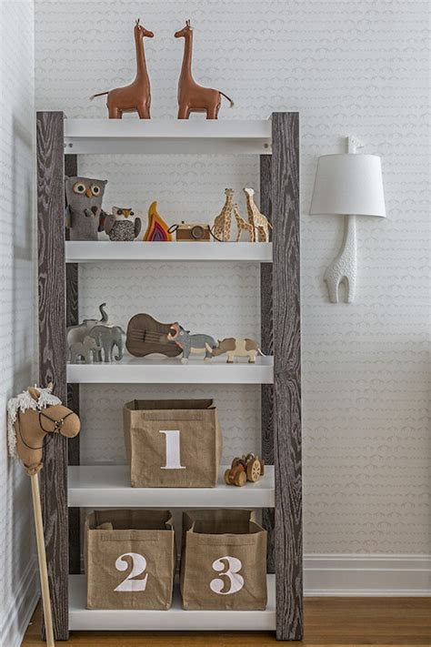 nursery bookcase contemporary boy s room sissy and