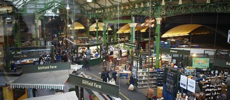 london markets  insiders guide visitbritain