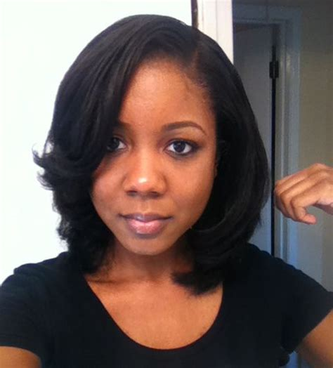 short hairstyles for black women that flat iron show how to do it pin by debra johnson on fabulous natural hair pinterest