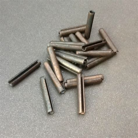 Roll Pin C Pin Slotted Pins Diameter 3 Mm Panjang 15 Mm pins slotted imperial size 3 32 quot diameter 7 8 quot
