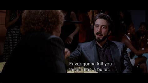 film gangster quotes al pacino in carlito s way 1993 movies pinterest movie