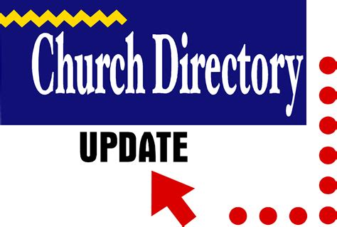 church pictorial directory template church contact list updated the grace place church