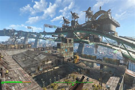 Ark House Designs by The Best Fallout 4 Settlements And Structures Digital Trends