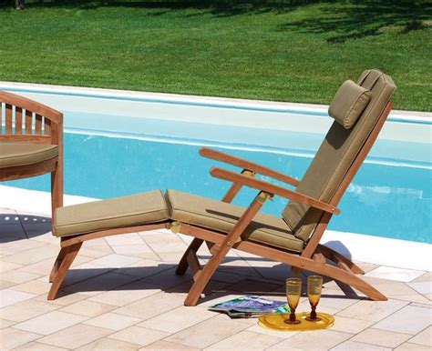 sedie a sdraio da giardino sdraio da giardino mobili giardino