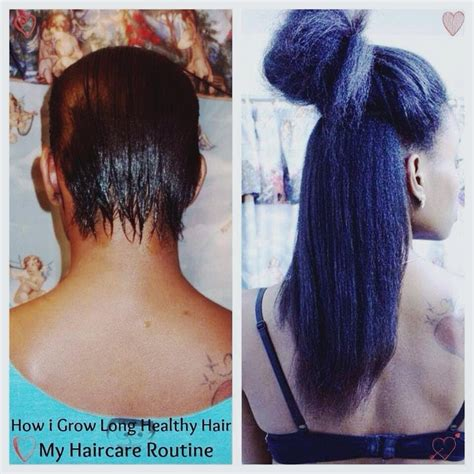 how much does black hair grow in a month grow natural long hair natural black hair part 6