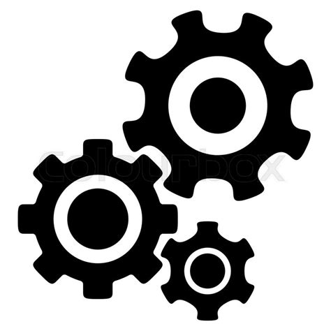 Best Home Designer Software mechanism glyph icon style is flat symbol black color