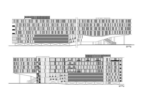 Building Design Plan gallery of vng office openbox architects 12