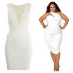white party dresses for women photo 10 real photo