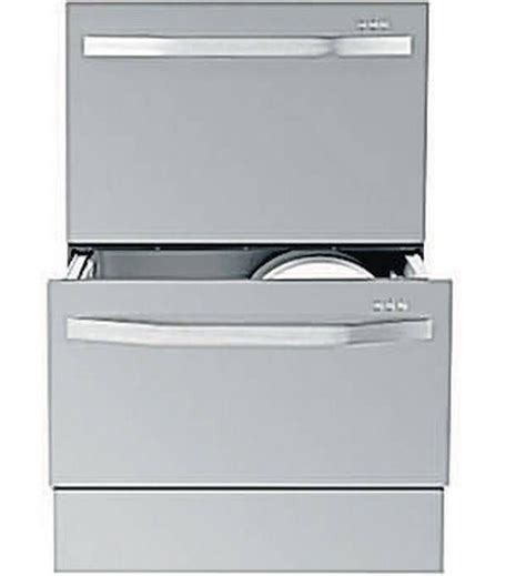 Drawer Dishwasher Canada by 1000 Ideas About Two Drawer Dishwasher On