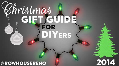 2014 christmas gift guide for diyers