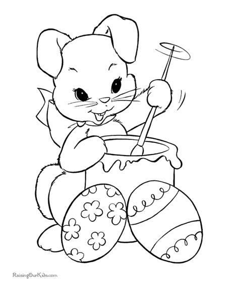 coloring page for easter bunny easter coloring pages coloring pages to print