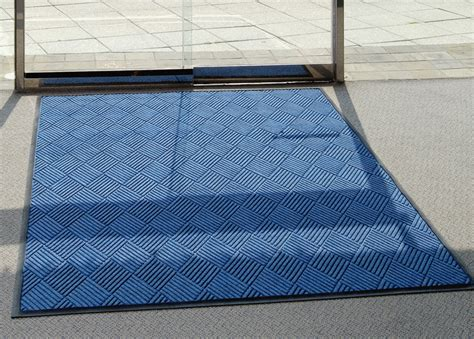 Commercial Floor Mats Entrance by Waterhog Classic Scraper Mat Rubber Border