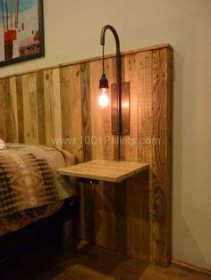 headboard lights diy headboard ideas 16 projects to 25 best ideas about pallet headboards on pinterest