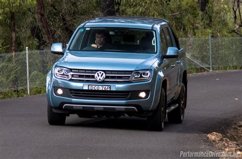 volkswagen amarok 2016 2016 volkswagen amarok atacama tdi420 review video