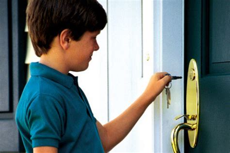 when to allow your children to stay home alone wehavekids