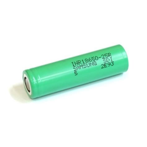 Promo Samsung Inr 18650 25r Li Ion Battery 2500mah 3 7v With Flat Top samsung 25r 18650 battery vancouver bc canada smoke shop