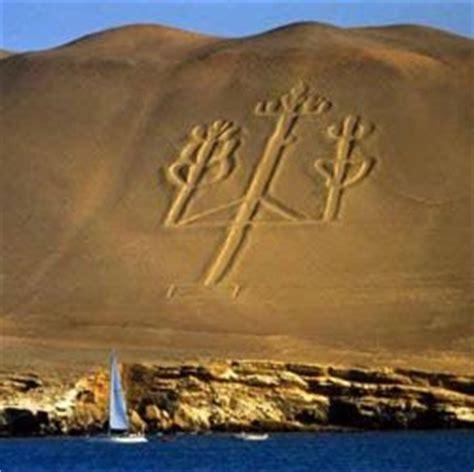 un candelabro translate paracas islas ballestas el candelabro