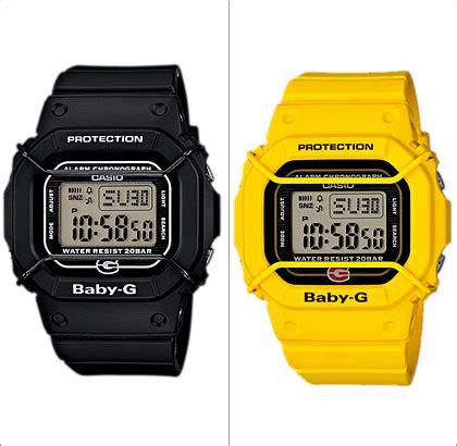 Sale Jam Tangan Wanita Casio G Shock Baby G Bga 110 Pink 4 ultah ke 20 jam tangan baby g kini til klasik tahan