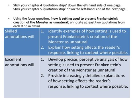analysis of frankenstein chapter 8 frankenstein essay chapter 5 fashionessay x fc2 com