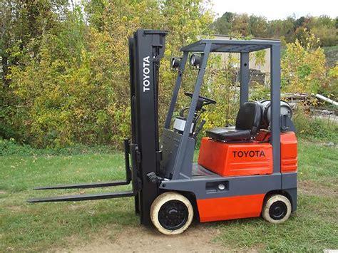 5fgc15 Toyota Forklift Toyota 5fgc15 2 000 Forklift Lp Fork Truck Lift All Ebay