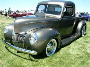 1940 Ford Truck 1940 Ford V8 In Gray By Roadtripdog On Deviantart