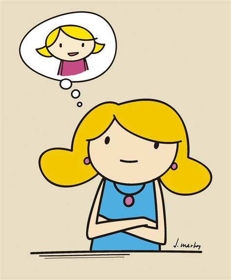 imagenes niños pensando animadas memoria y ni 241 os brotebrote