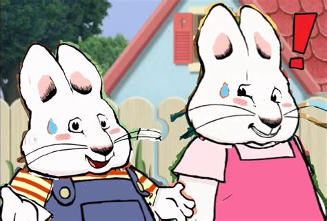 max and ruby painting max and ruby come on anime by sloanvandoren on deviantart