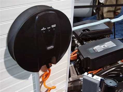 chevy volt solar charger auto green magazine tag archive gm battery charging