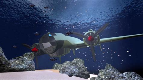 boat crash english channel only surviving german wwii plane discovered in the english