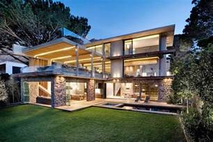 Three Story Luxury Family House In South Africa Adorable Luxury House Plans Designs South Africa
