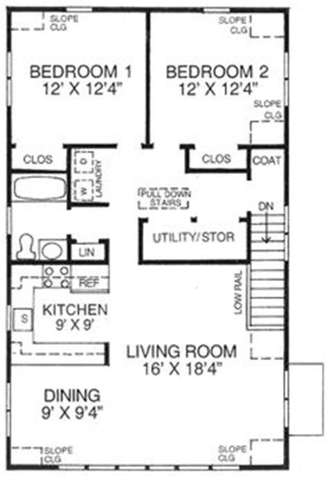 24x40 3 Bedroom 960sqft House Design Ideas Pinterest Garage Apartt Floor Plans 24x40