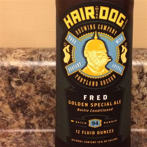 hair of the portland hair of the brewing portland oregon fred golden special ale craftbeerrun